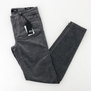 Kut from the Kloth Grey Diana Skinny Leg Pants